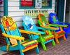 Key Lime Chairs, Key West, FK