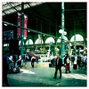 Gare du Nord, Paris, June 16, 2011.