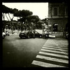 Car crash, Rome, June 3, 2011