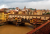 Close-up of Ponte Vecchio.<br /> <br /> Florence_MC_06082011_004