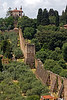 View of ancient wall from Piazzale Michelangelo<br /> <br /> Florence_MC_06092011_004