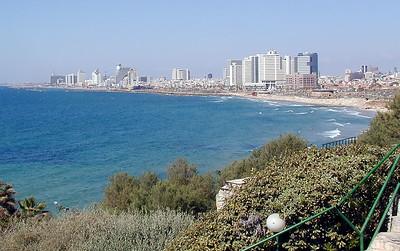 Acre, Haifa, Tel Aviv 2000-04-29