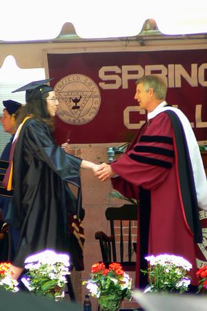 Becky's Graduation