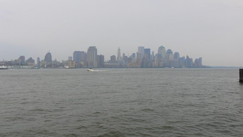 Downtown Manhattan from Hoboken
