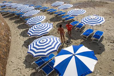 Monterosso Umbrellas
