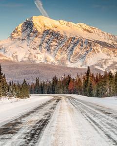 Road to Jasper