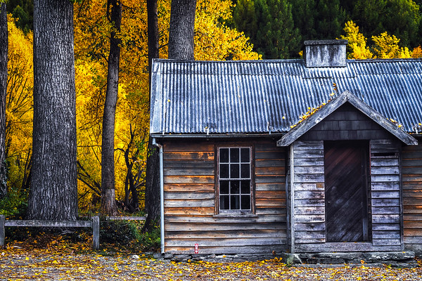Arrowtown, Chinese Settlement