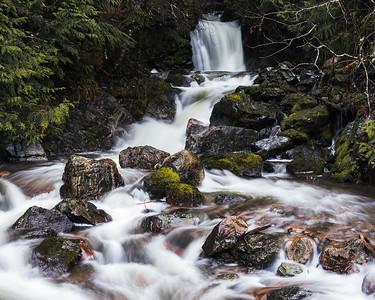 Northern BC Waterfall