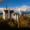 Neuschwanstein Castle, Germany Oct 2016