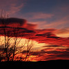 Sunrise over Gudbrandalen<br /> Near Ringebu, Norway
