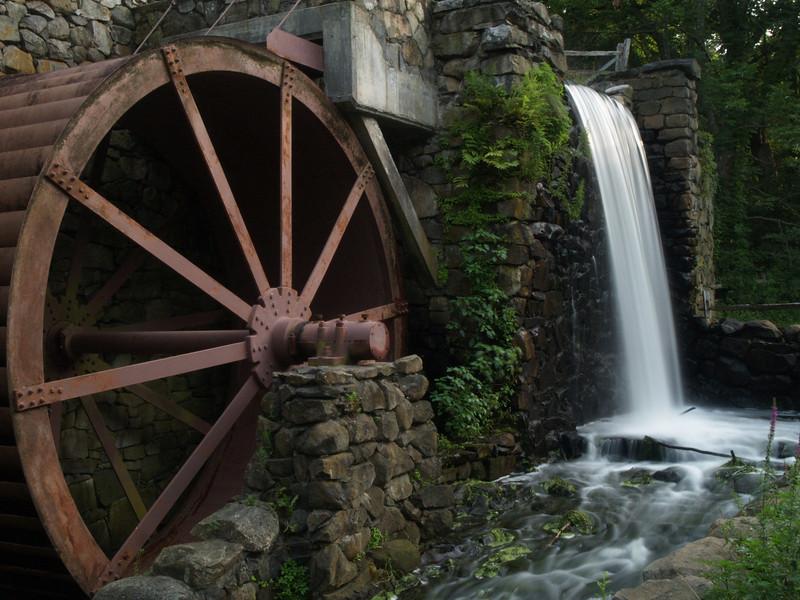 Grist Mill, Boston