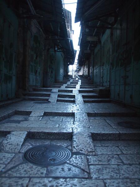 David Street, Old Jerusalem