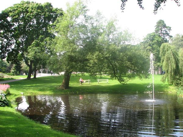 Tivoli Gardens, Helsinki