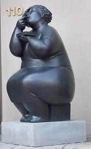 Yorkville Statue - 1