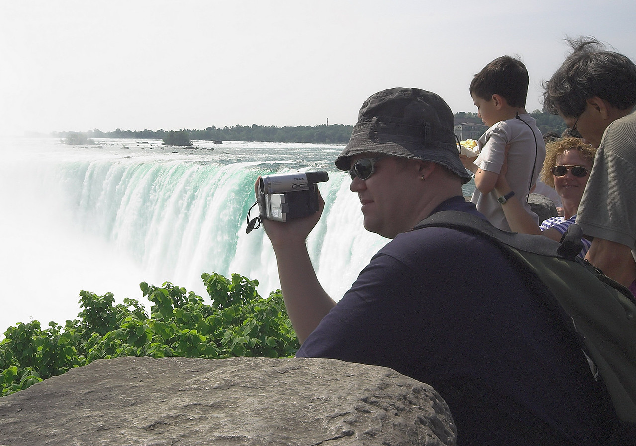 Dean in Toronto 3