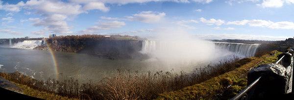 Niagara December - 25