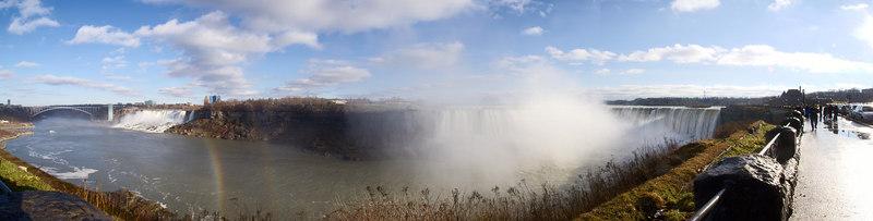 Niagara December - 26