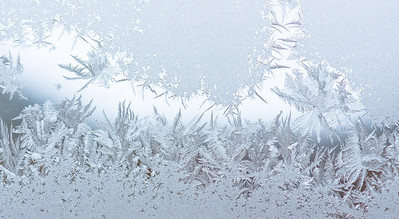 Ice on Window - 06