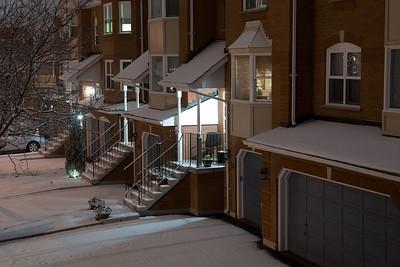 First Snow November 19 - 02