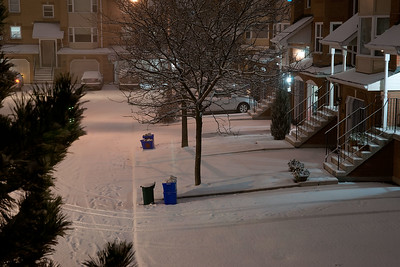 First Snow November 19 - 01