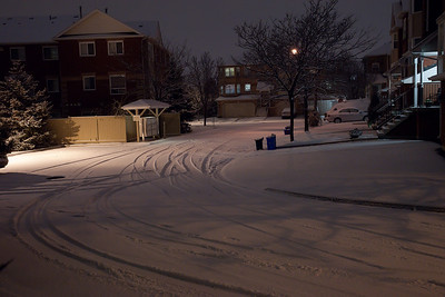 First Snow November 19 - 03
