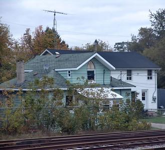 Train - House