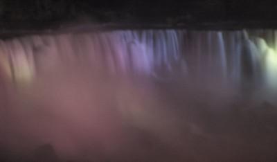 Niagara - Falls at Night 2
