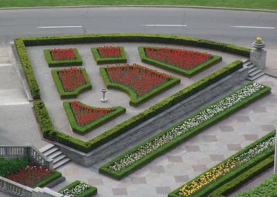 Niagara - Sheraton Hotel Gardens