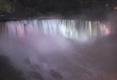 Niagara - Falls at Night 1