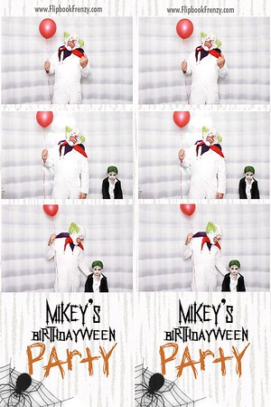 Mikey's Birthday