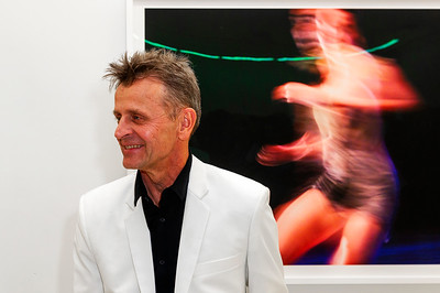 Mikhail Baryshnikov Photography Exhibition - Dance This Way Gary Nader Gallery