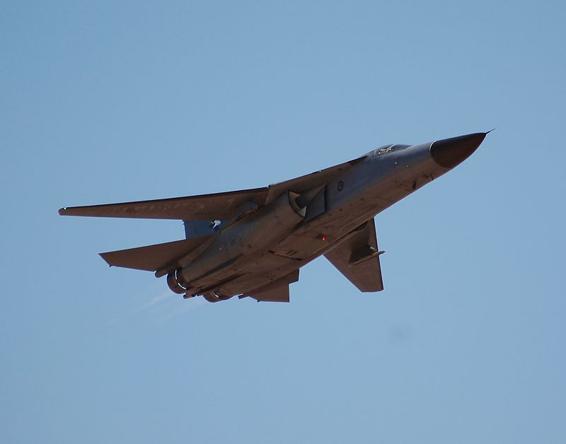 Royal Australian Air Force F-111