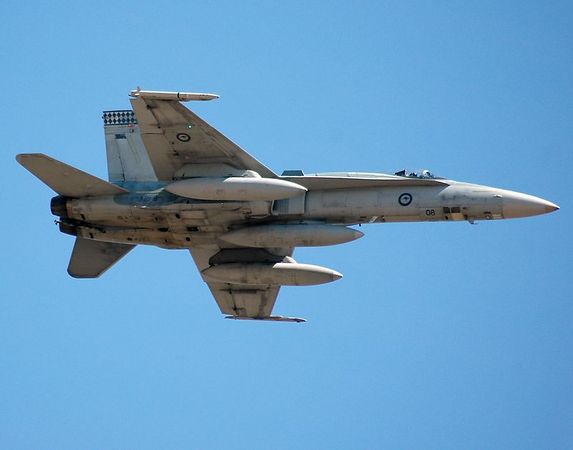 Royal Australian Air Force F/A-18