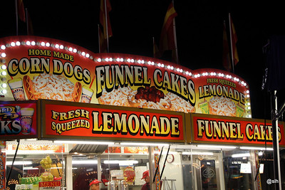 Rockdale Carnival & Rodeo 2012