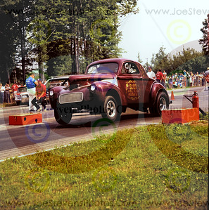 Milan Dragway Photos 1968-69