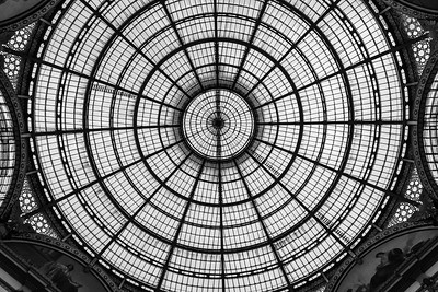 Skylight at Galleria Vittorio Emanuele II