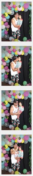 Milani's 18th Birthday - Photobooth