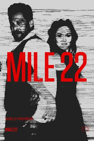 Mile 22 Premiere Afterparty (Custom Filter Booth)