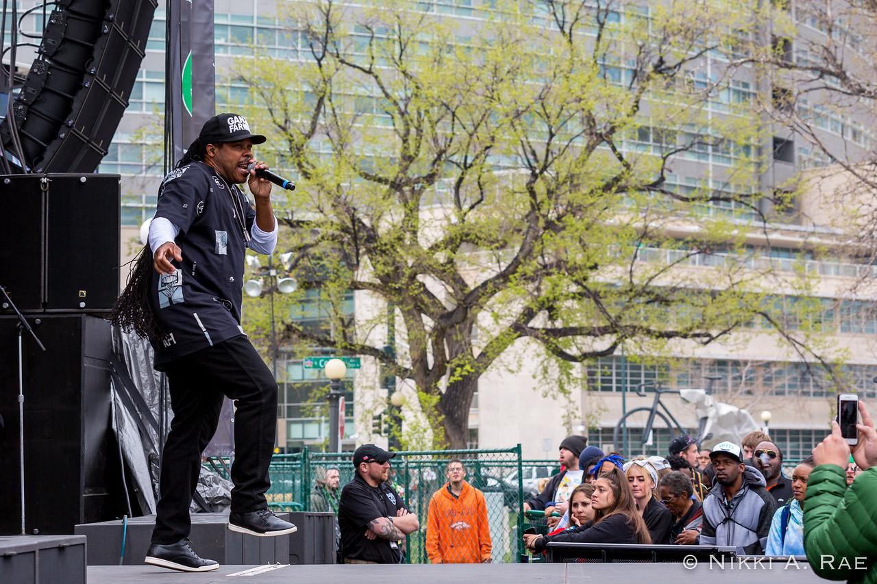 Mile High 420 Festival Civic Center Park Nikki A  Rae Photography 04 20 2018-27