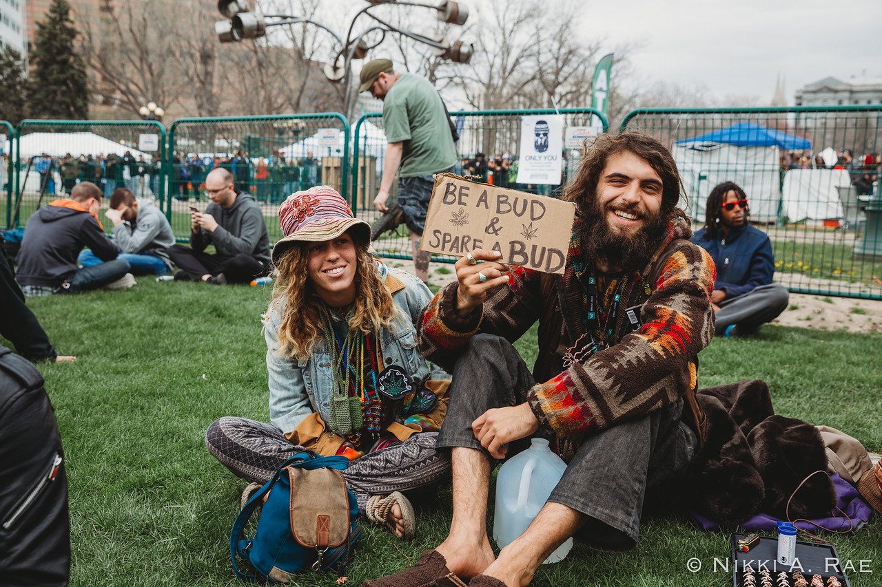 Mile High 420 Festival Civic Center Park Nikki A  Rae Photography 04 20 2018-38
