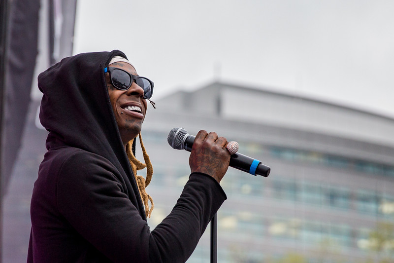 Mile High 420 Festival Civic Center Park Nikki A  Rae Photography Lil Wayne 04 20 2018-13