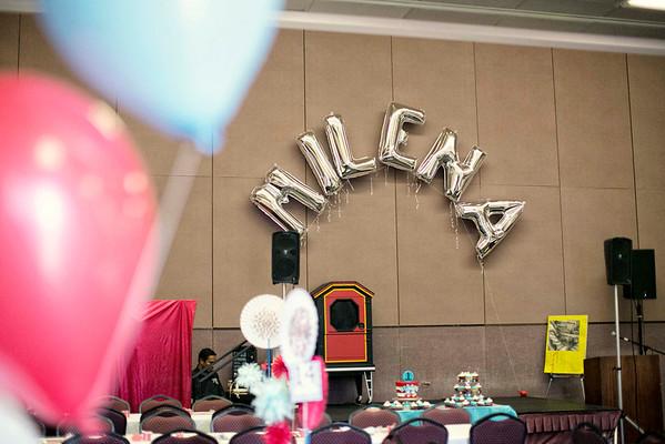 Milena's 1st Birthday (Event Photos)
