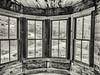 Inside the Bay Window House, Animas Forks, CO