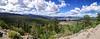 Starting the Climb Los Pinos Pass