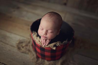 miles dean newborn
