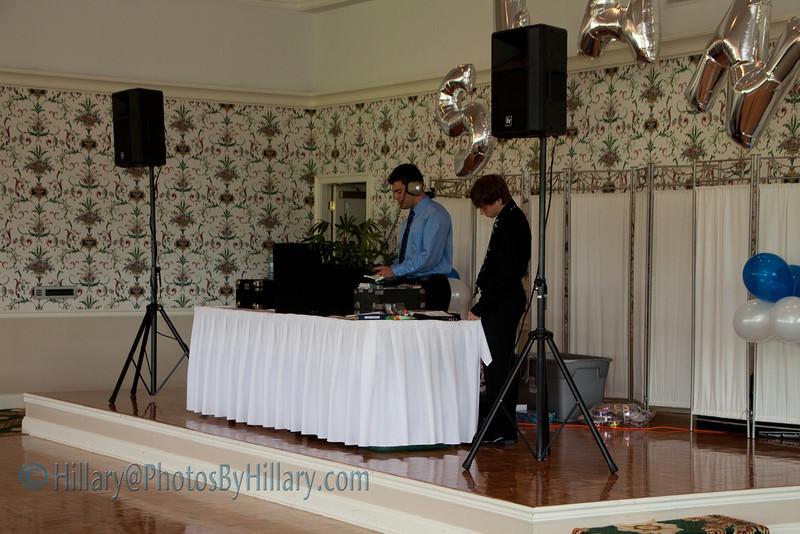 Sean's Party set up-6228