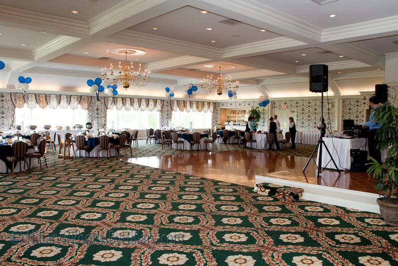 Sean's Party set up-6235