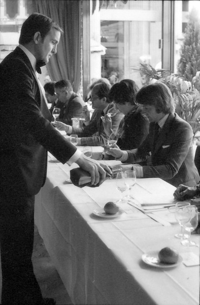 Caption: The Paris Tasting of 1976 helped Napa Valley gain recognition as a leading quality wine region.