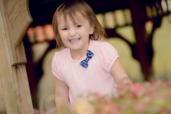 Kyla is 4