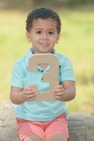 Kyle is 3